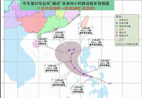 啥 冬天还打台风 中马 当天,中山的天气