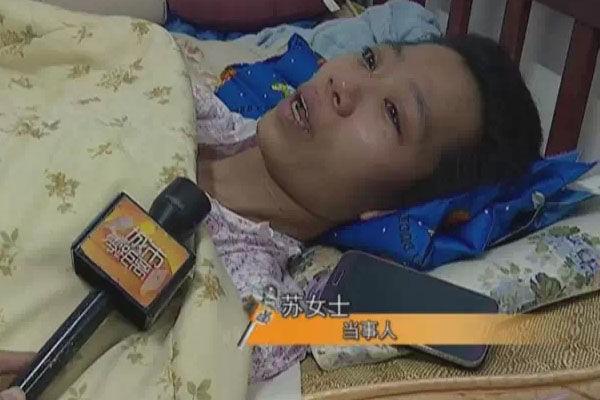 坚强母亲抗癌九年 不能让女儿失去妈妈
