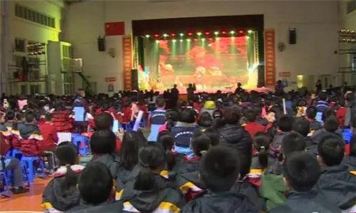 【小榄】九洲基社区举办迎春晚会