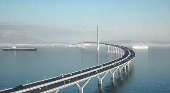 7公里长海底隧道!深中通道海中桥隧主体工程很快开工