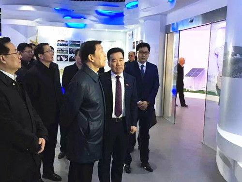 厉害了!中央政治局委员、国家副主席李源潮莅临明阳集团青海公司考察