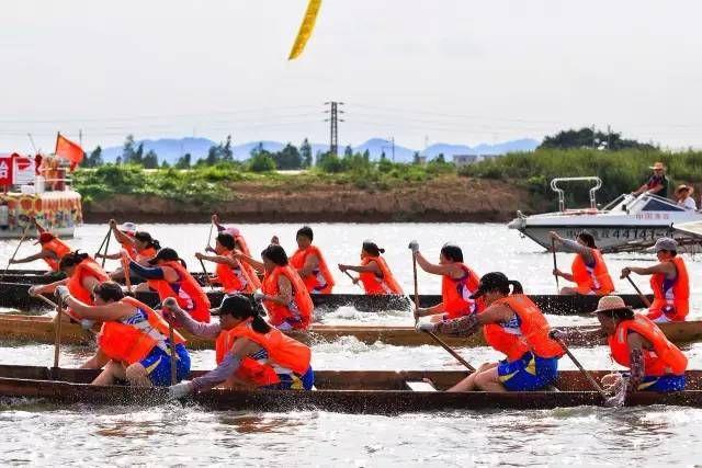 【板芙】五人飞艇赛活动水域将封航!时间、地点……