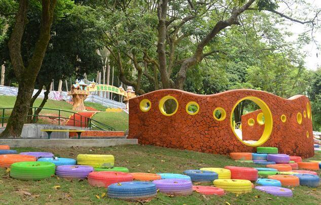 今天起免费开放!中山新增一大型儿童游乐场所,在哪儿?