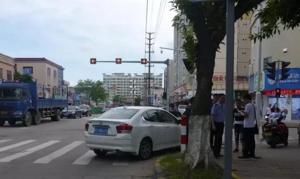 【南头】民警金晴火眼 下班途中协破一肇事逃逸案