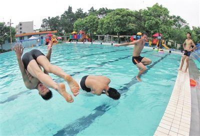 最新通报!中山时代倾城、美林春天等35家游泳池检查不合格