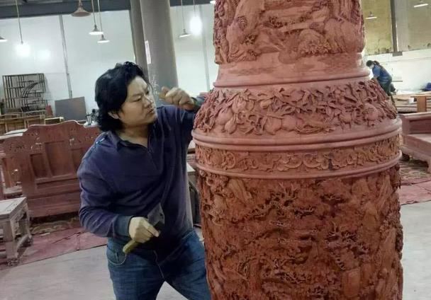 【大涌】两件木雕作品双双荣获国家级大奖!