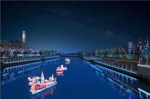 旅游线路新鲜出炉!160米高3D音乐喷泉,中山就有!