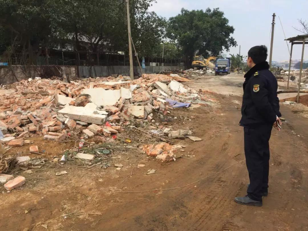 【南区】治水在攻坚!岐江河南区段一违法建筑已全面清拆
