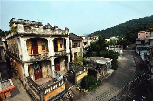 美!中山藏着很多独具一格的房子,宛如欧洲小镇,令人慕名前往!