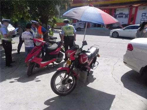 """你的摩托车电动车安装了吗?中山交警提醒,这个""""神器""""不可用"""