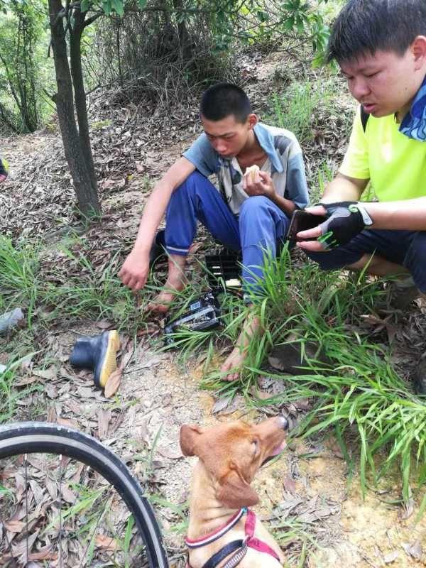 奇迹!惊喜!失踪近10天的挖土茯苓少年找到了!