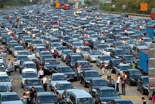 国庆出行高峰即将杀到!这些路段或现较大车流,中山司机注意避开