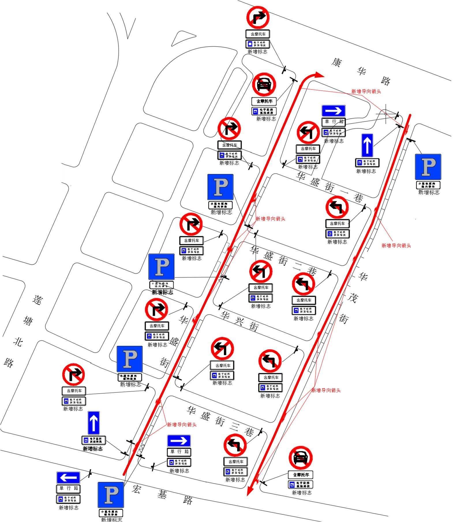 【石岐区】下月起!城区这些繁忙街道将变单行,以后要这么走