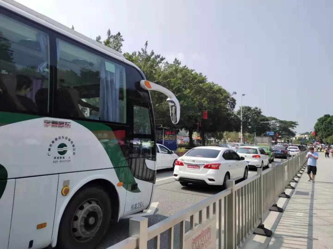 注意!孙中山故里旅游区及周边已实行交通管制