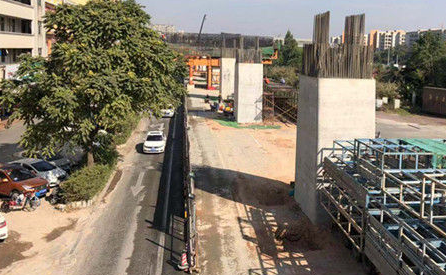 坦洲快線建設進度快快快 大幅超額完成今年的投資任務