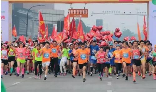 ?#31455;?#38215;】奔跑吧,中山!又一场大型马拉松赛将在下月举行!