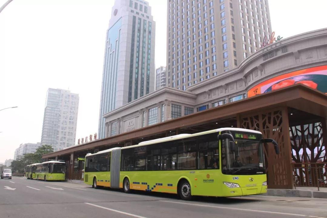 大变身!明年,中山公交将全部换成这种车,你坐过吗?