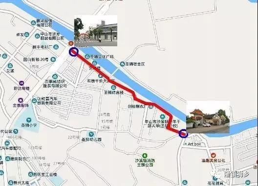 【沙溪】提醒!本周日中山這里實施交通和人流管制,影響你嗎?