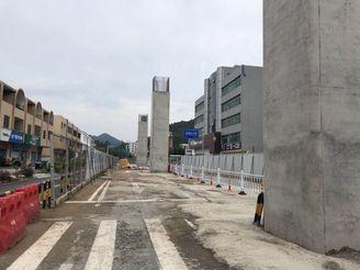 坦洲快线工程进行8个月 进展如何?