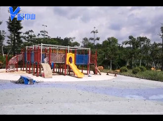 【V眼中山】溜娃好去处!又一个全新的儿童公园即将免费开放!