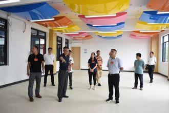 这所新的公办小学今年9月份开学了!目前的建设情况如何?