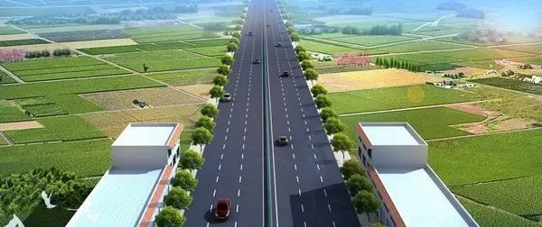 """橫跨兩市,連通多個鎮區!中山這條""""大動脈""""今年開建,設雙向8車道"""