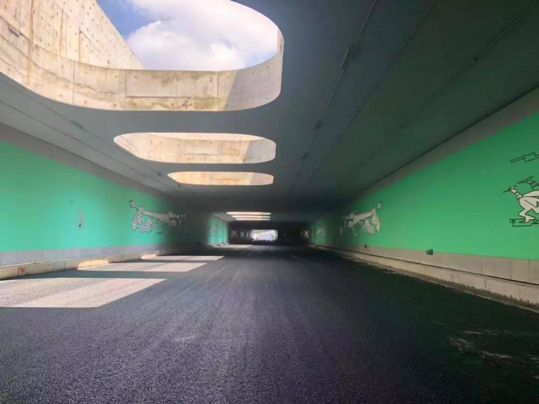 """雙向六車道!""""中山最長隧道""""擬本月通車,方便很多人出行"""