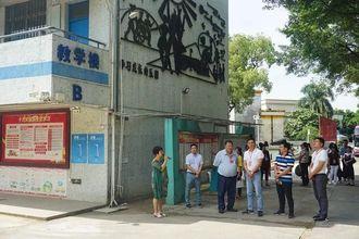 【阜沙】今年內,中山這兩所學校的同學,可以住上新宿舍了!