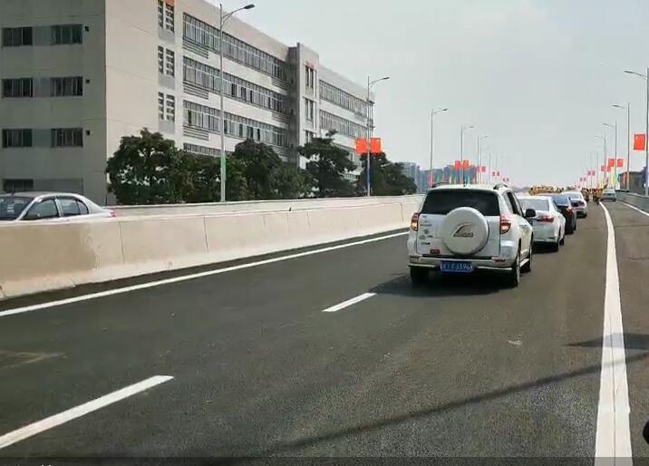 【黃圃】最新!這座大橋通車啦,方便很多人出行!