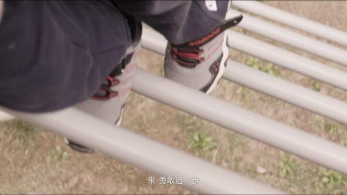 一等奖:一步之遥(广州消防救援支队)