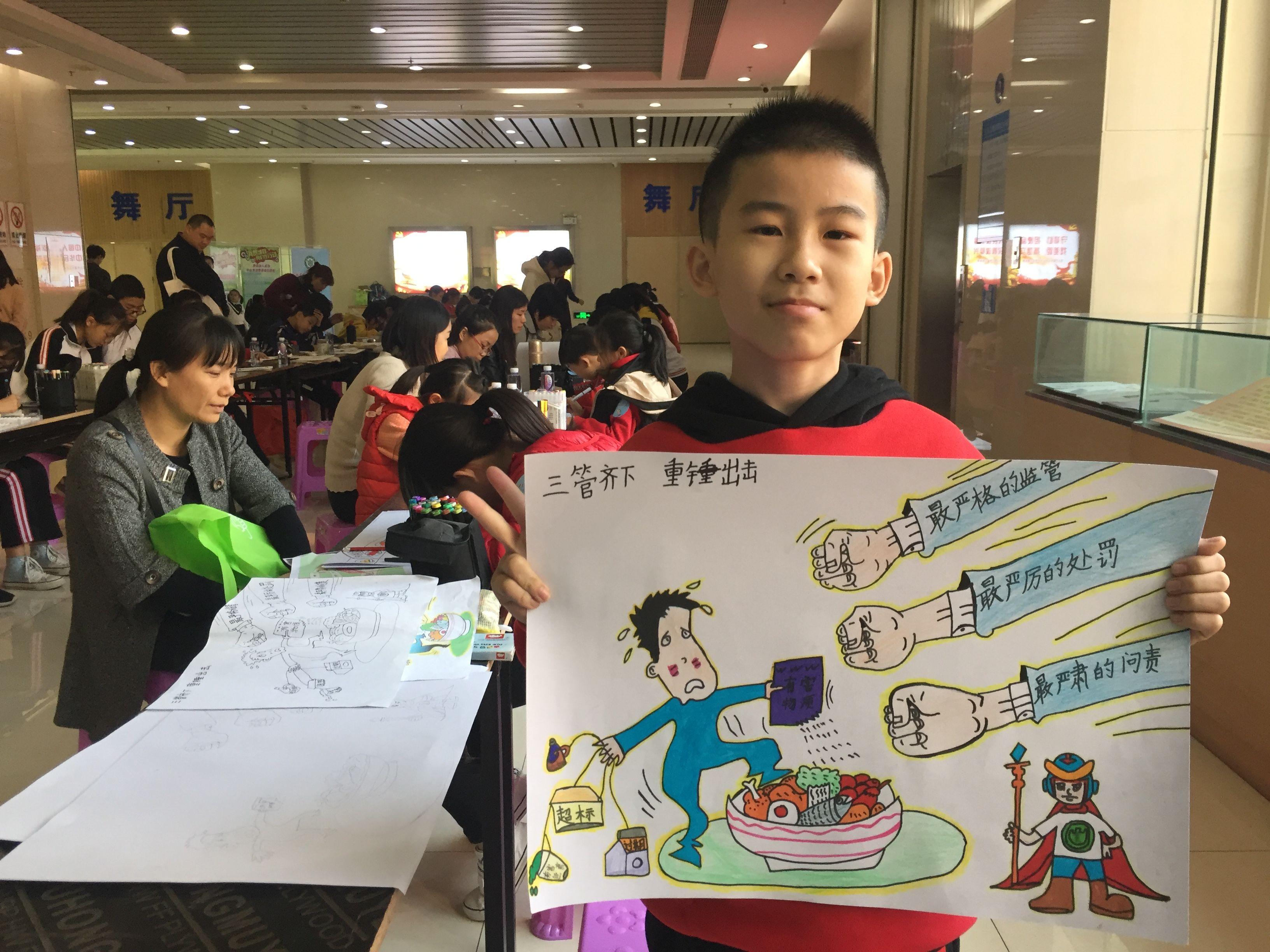 """中山的少年們用一支筆,為""""美好生活""""發聲,這場漫畫展你絕對不能錯過!"""