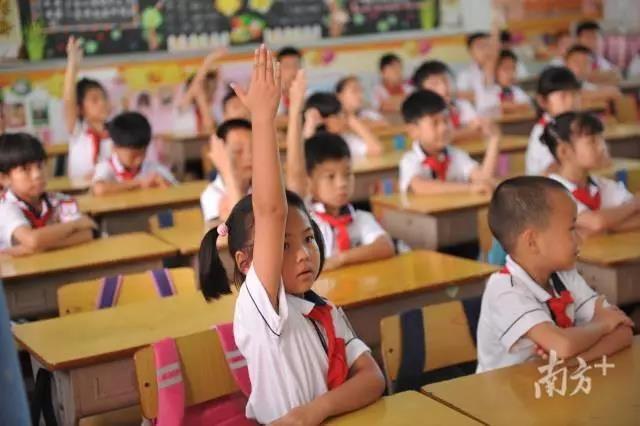 重磅!廣東省教育廳:這些義務教育民辦學校100%搖號錄取
