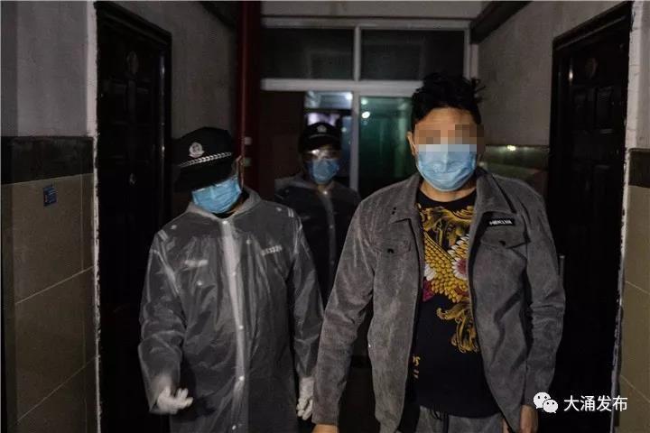 大涌丨2人居家隔離未滿14天竟擅自外出,被強制重新隔離!