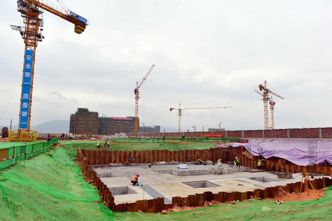 项目不动工,一切都是空!中山全力推进重点工业项目建设
