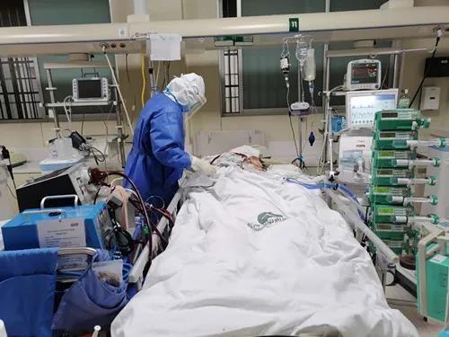 戰疫日記|轉戰荊州,中山援鄂護士收到治愈病人短信……