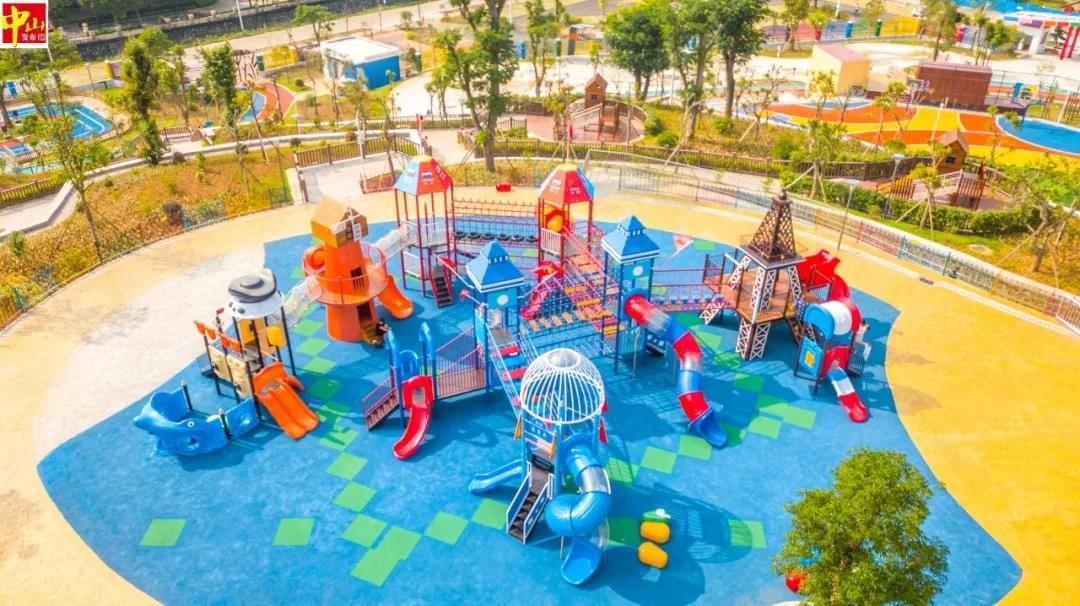 6月1日起,中山這個兒童公園恢復開放啦!