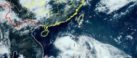 刚刚,中山发布今年首个台风预警!