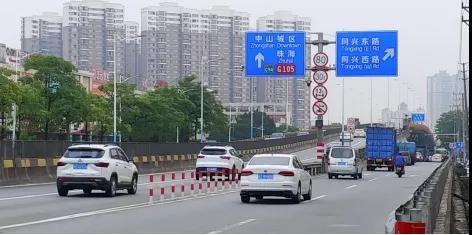 中山這個路段嚴重擁堵?怎么整改?