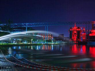 【古镇】华艺:用古镇灯饰助力北京点亮夏奥会和冬奥会主办城市的夜空