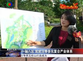 五桂山打造沉香小镇 抢占产业话语权