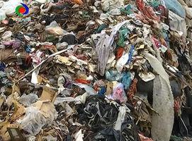 新平村空地有人偷倒垃圾?