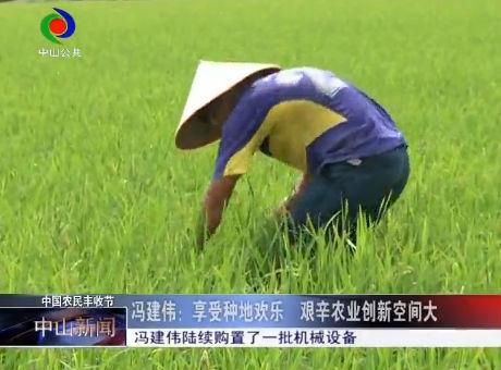习近平致贺首个中国农民丰收节