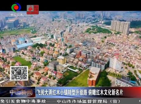 飛閱大涌紅木小鎮轉型升級路 俯瞰紅木文化新名片