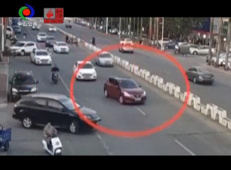 视频丨珠海9岁男童偷开车闹市狂飙5公里,撞车后逃回家