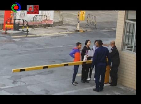 """视频丨古镇:学生突然造访消防队 送上""""爱心牛奶"""""""